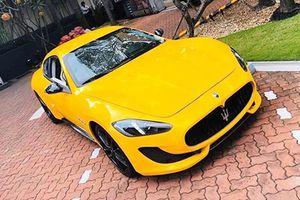 Xe Maserati GranTurismo Sport mới chỉ 7,9 tỷ tại Hà Nội