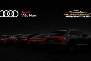 Mẫu xe mới nào Audi Việt Nam sẽ mang đến VMS 2019?