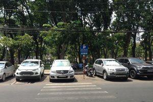 TP.HCM tiếp tục thu phí sử dụng tạm thời lòng đường để đỗ xe ô tô