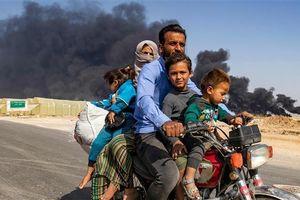 Xuất hiện nạn nhân bị bỏng chất hóa học ở bắc Syria?