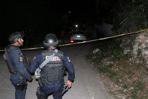 Đấu súng đẫm máu tại Mexico, gần 40 người thiệt mạng