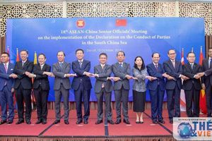 Bộ Ngoại giao thông tin kết quả họp cấp cao ASEAN - Trung Quốc về DOC