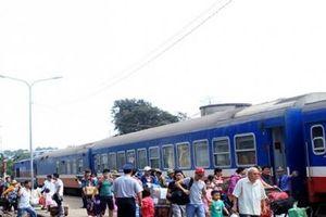 Ngành đường sắt chính thức mở bán vé tàu Tết Canh Tý từ ngày 20/10