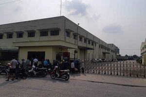 Hà Nội: Nữ công nhân tử vong trong nhà kho của công ty