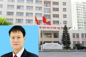 Điều tra nguyên nhân Thứ trưởng Bộ GD&ĐT Lê Hải An tử vong tại trụ sở làm việc