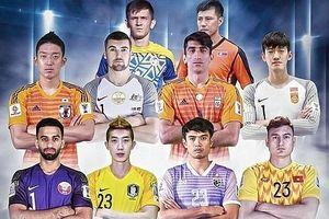 Văn Lâm lọt top thủ môn xuất sắc nhất vòng loại World Cup 2022