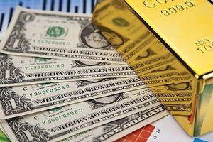 Vàng, USD bỗng đồng loạt tăng giá