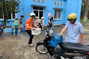 Hà Nội thông báo khu vực người dân có thể dùng nước để ăn, uống