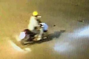Hé lộ hình ảnh nghi phạm sát hại bảo vệ BHXH ở Nghệ An