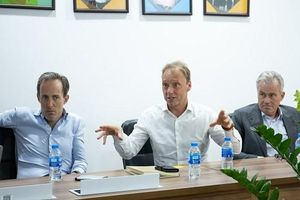 CEO FrieslandCampina: 'Tôi ấn tượng về mô hình kinh doanh của Bách hóa Xanh'