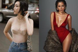 4 ''mỹ nhân làng hài'' đình đám của showbiz việt chăm diện đồ sexy nhất