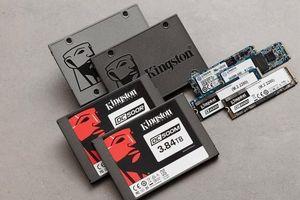 Kingston Technology xuất bán 13,3 triệu ổ cứng SSD trong nửa đầu 2019, đứng thứ ba thế giới