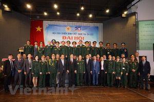 Phát huy phẩm chất 'Bộ đội cụ Hồ' trong cộng đồng người Việt tại Séc