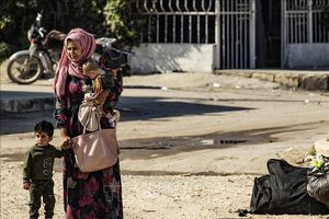 Những dấu hiệu cuộc chiến 8 năm ở Syria sắp kết thúc