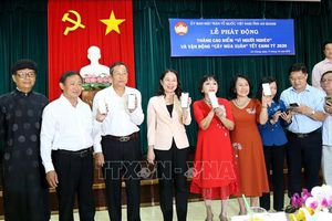 95,2 tỉ đồng góp quỹ 'Vì người nghèo' tỉnh An Giang