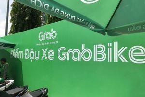 Grab thử nghiệm khu vực đón trả hành khách GrabBike tại Bến xe Miền Đông