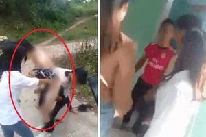 Cô gái bị đánh ghen hội đồng: Cắt tóc, lột đồ xong theo về tận nhà làm nhục