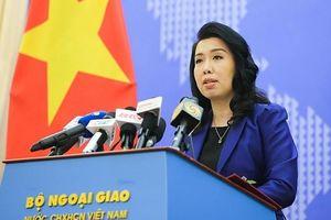 Việt Nam sẵn sàng phối hợp với EC để phòng chống khai thác hải sản bất hợp pháp