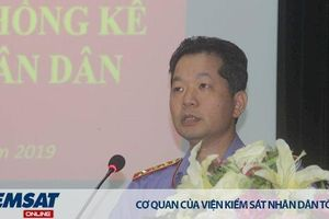 VKSND tối cao tập huấn công tác thống kê ngành Kiểm sát nhân dân khu vực phía Nam