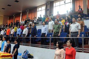 Khai mạc Hội khỏe Hội Nhà báo TP Hà Nội