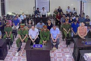 Lạ lùng những lời khai trong phiên tòa sơ thẩm vụ gian lận điểm ở Hà Giang