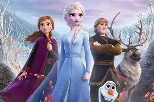 Cận cảnh tạo hình đầy mới lạ của công chúa Elsa trong 'Frozen 2'