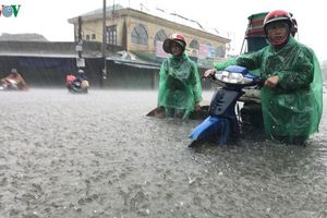 Thời tiết hôm nay: Miền Trung tiếp tục mưa to, đề phòng lũ quét