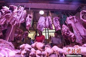 Giá thịt lợn ở Trung Quốc duy trì ở mức cao cho đến Tết Nguyên đán