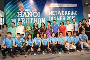 VPBank Hanoi Marathon 2019 trở thành giải chạy quốc tế của Hà Nội