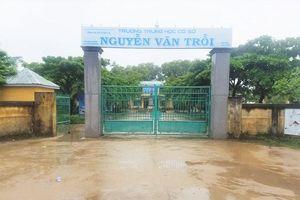 Sau ca học sinh nghi mắc bệnh bạch hầu, ngành y tế Quảng Nam dự kiến tiêm vaccine cho 1.800 người