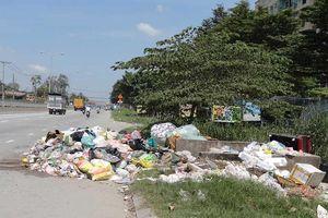 Ai dám đổ rác giữa đường?