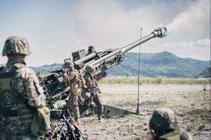Pháo thủ Mỹ, Philippines diệt mục tiêu tại tập trận Kamandag 3