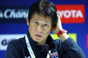 HLV Nishino chỉ trích trung vệ Bùi Tiến Dũng