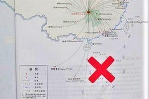 Phạt Saigontourist 50 triệu vì phát ấn phẩm 'đường lưỡi bò' cho khách