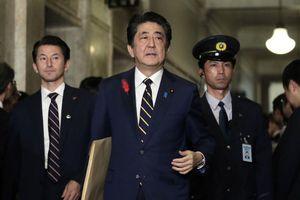 Nhật Bản tính điều tàu, lực lượng hải quân tới Trung Đông