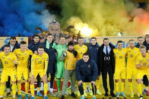 Shevchenko đưa thế hệ vàng Ukraine bay cao