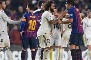 'Siêu kinh điển' bị hoãn, Real Madrid và Barcelona gặp khó