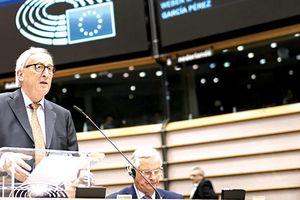Bước chuyển giao quan trọng của EU