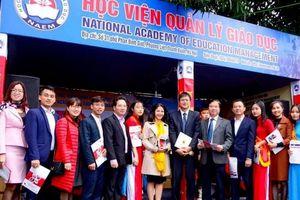 Thứ trưởng Lê Hải An: Người đóng góp tài năng, trí tuệ cho sự nghiệp đổi mới giáo dục