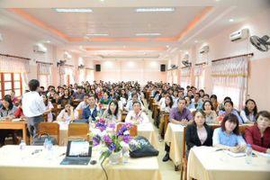 Phú Yên: Bồi dưỡng 169 giáo viên tiểu học cốt cán