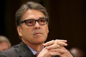 Nội các Mỹ tiếp tục 'dậy sóng': Bộ trưởng Năng lượng Rick Perry sắp từ chức