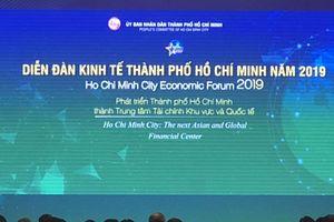 Một số hình ảnh tại Diễn đàn Kinh tế TP. Hồ Chí Minh năm 2019