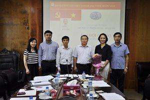 Nhìn lại chặng đường 5 năm hình thành, phát triển của Văn phòng Đảng - Đoàn thể, Bộ Tư pháp