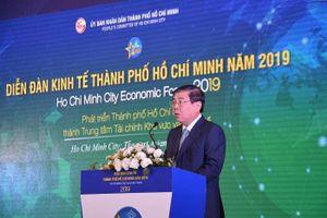 Phát triển TP Hồ Chí Minh trở thành trung tâm tài chính khu vực và quốc tế