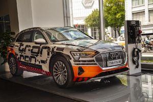 Audi 'chơi lớn', ra mắt 6 mẫu xe mới tại VMS 2019