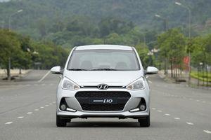 Xe hạng A tháng 9: Hyundai Grand i10 tiếp tục thống trị
