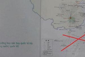 Xử phạt Saigontourist vì dùng cẩm nang du lịch có hình 'đường lưỡi bò'
