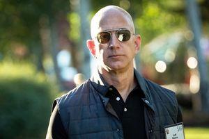 Jeff Bezos-người giàu nhất thế giới: Mô hình tỷ phú chưa có tiền lệ