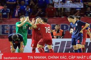 Đội tuyển Việt Nam: Thành bại tại... tháng 11