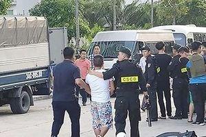 Báo động tội phạm người nước ngoài trên đất Việt